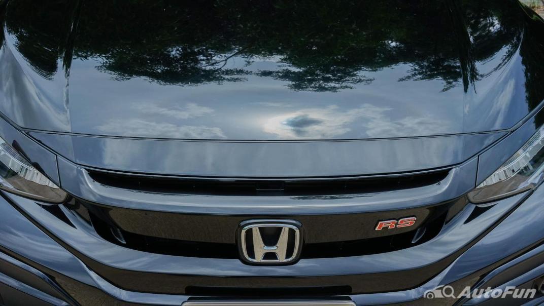 2020 Honda Civic 1.5 Turbo RS Exterior 043