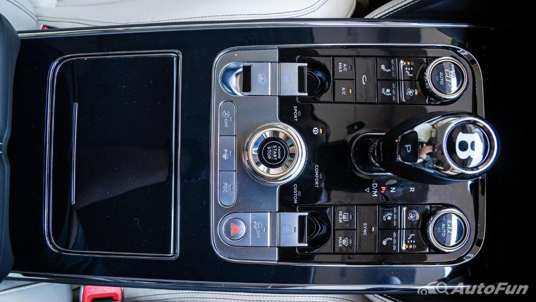 2020 Bentley Flying Spur 6.0L W12 Interior 021