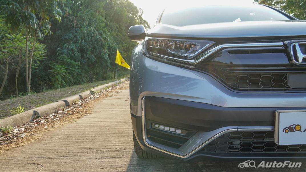 2020 1.6 Honda CR-V DT-EL 4WD Exterior 011