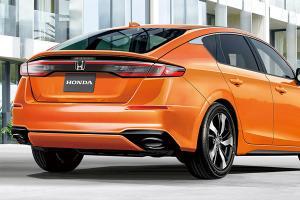 หลุดข้อมูล 2022 Honda Civic Hatchback เจอกันกรกฎาคม-ไฮบริด e:HEV ปีหน้า!?