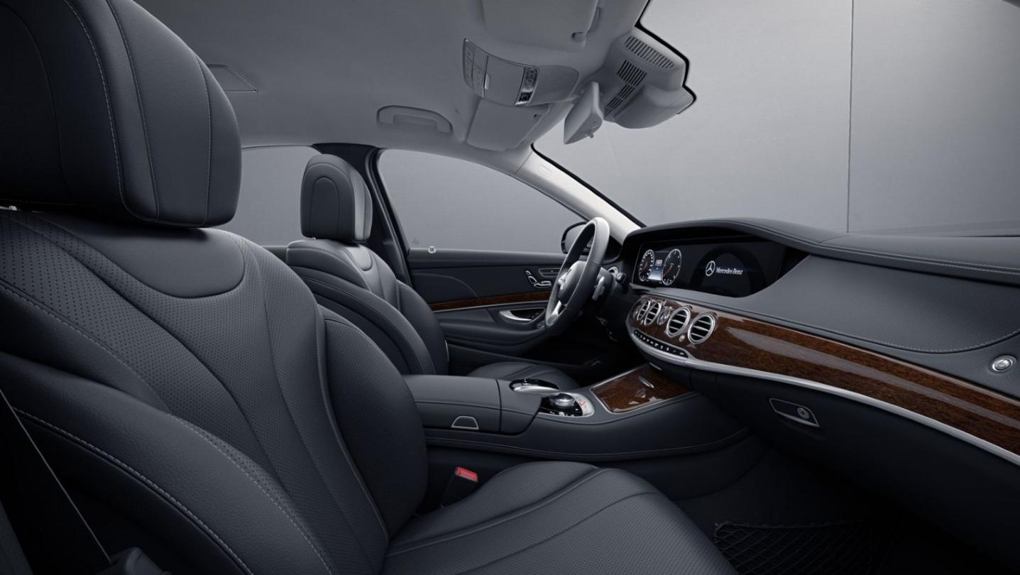 Mercedes-Benz S-Class 2020 Interior 011