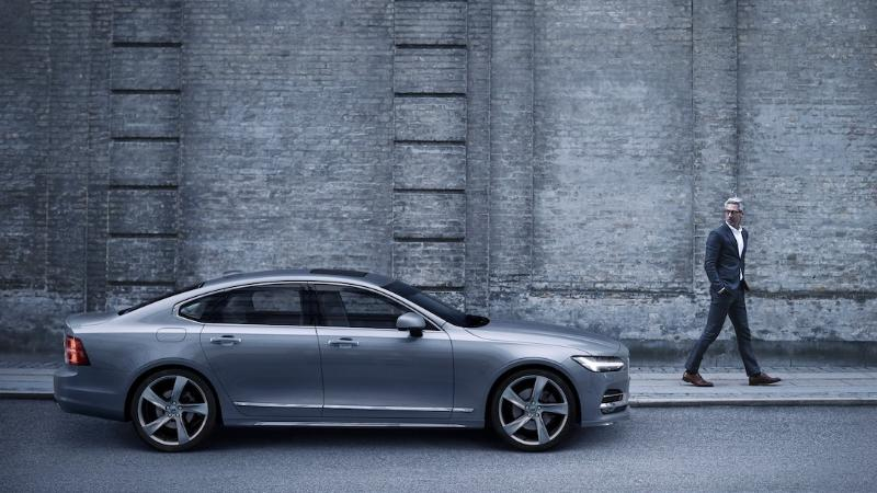 Review: รู้จัก Volvo S90 Inscription ซีดานหรูรุ่นใหญ่สไตล์สแกนดิเนเวียน 02