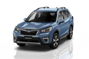 Review : All-New 2019 Subaru Forester รุ่นประกอบไทย