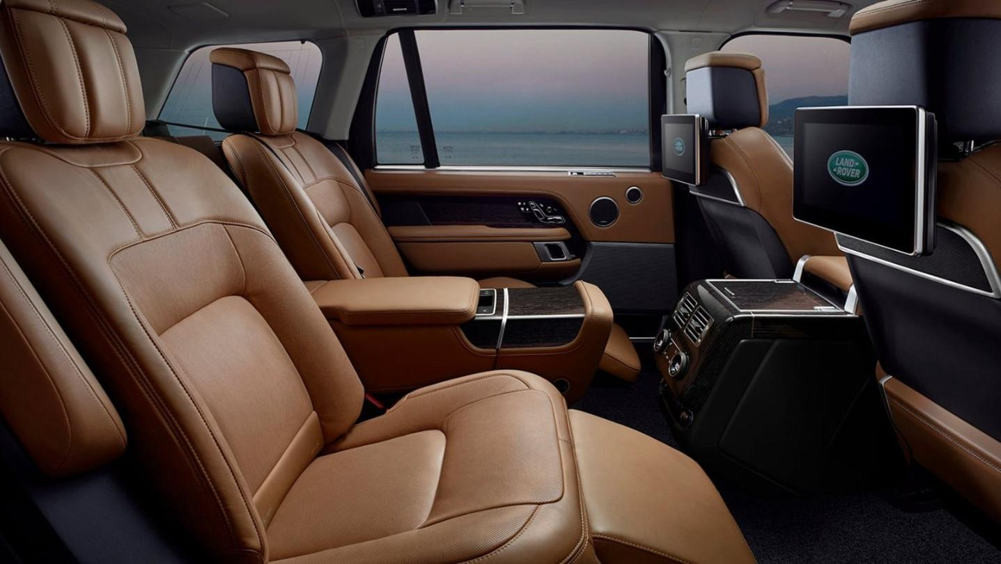Land Rover Range Rover 2020 Interior 011