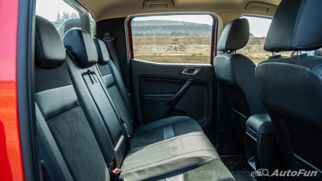 2021 Ford Ranger FX4 MAX Interior 031