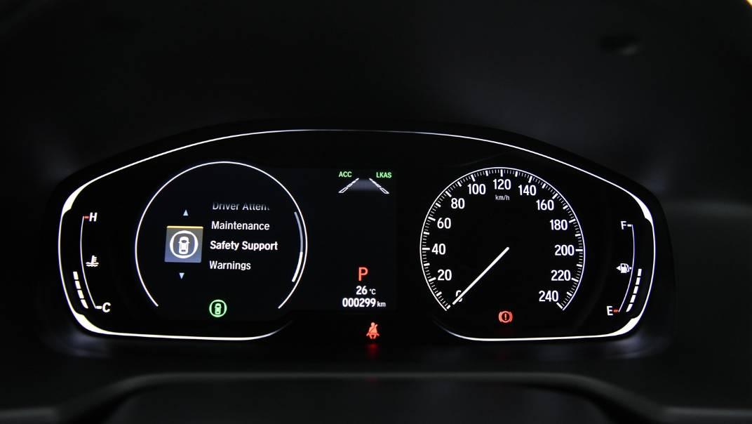 2021 Honda Accord 1.5 Turbo EL Interior 026