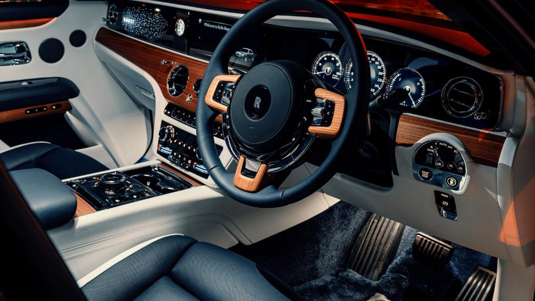 2021 Rolls Royce Ghost Interior 001