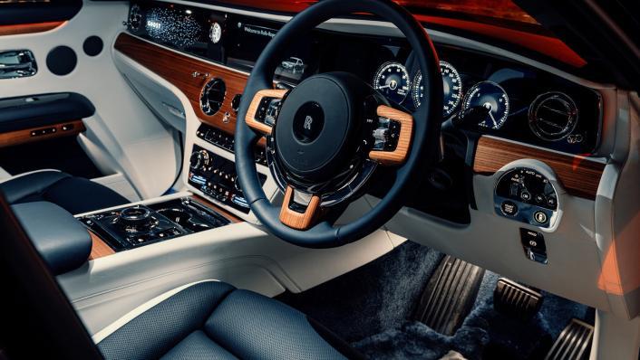 2021 Rolls Royce Ghost Interior 001