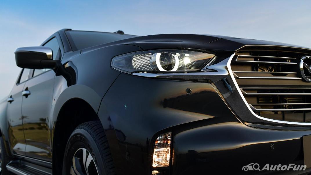Mazda BT-50 Pro 2021 Exterior 059