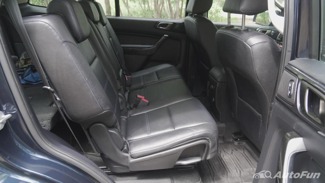 2021 Ford Everest 2.0L Turbo Titanium 4x2 10AT - SPORT Interior 038