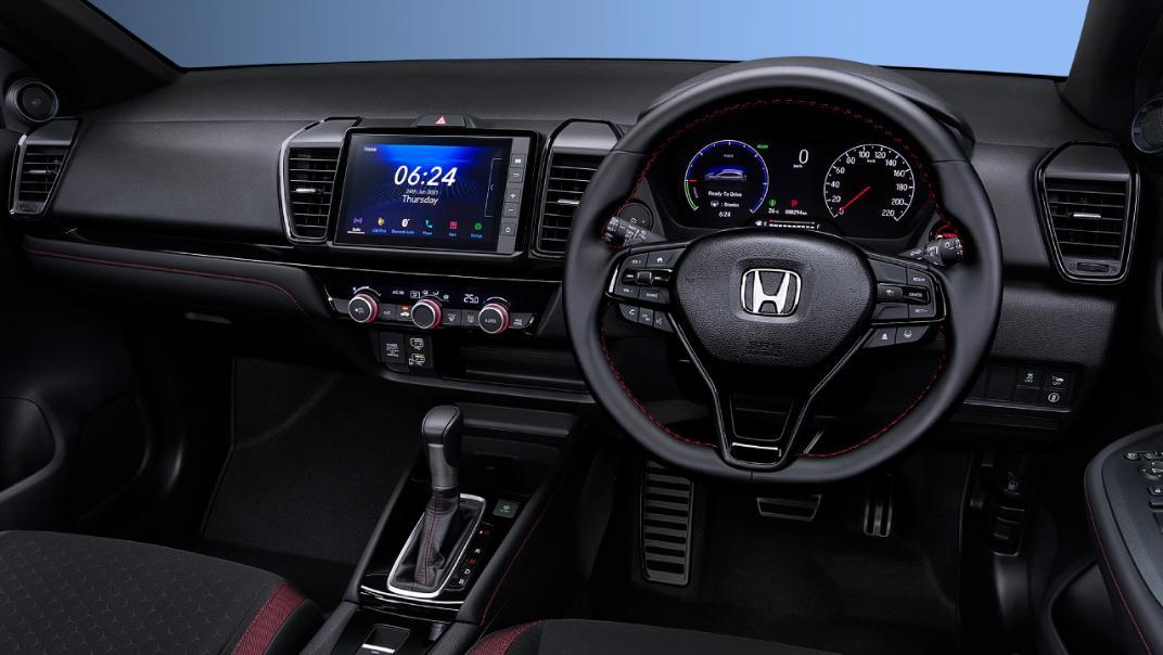 2021 Honda City Hatchback e:HEV RS Interior 106