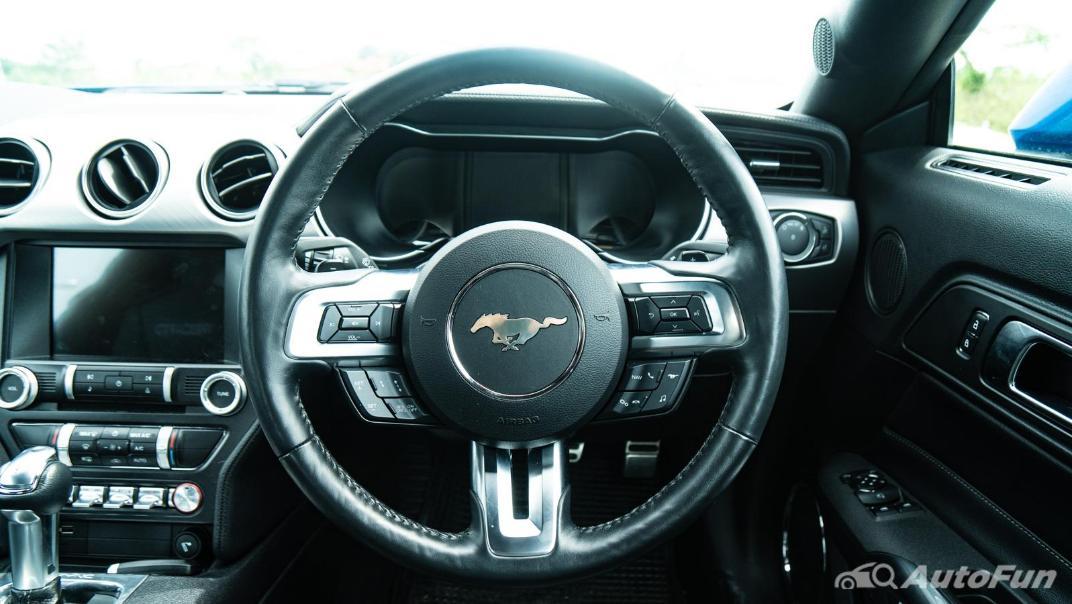 2020 Ford Mustang 5.0L GT Interior 004