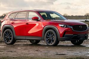 เรนเดอร์เหมือนจริง 2022 Mazda CX-5 รุ่นใหม่ หน้าดุแบบนี้สู้ Haval H6 ไหวไหม?