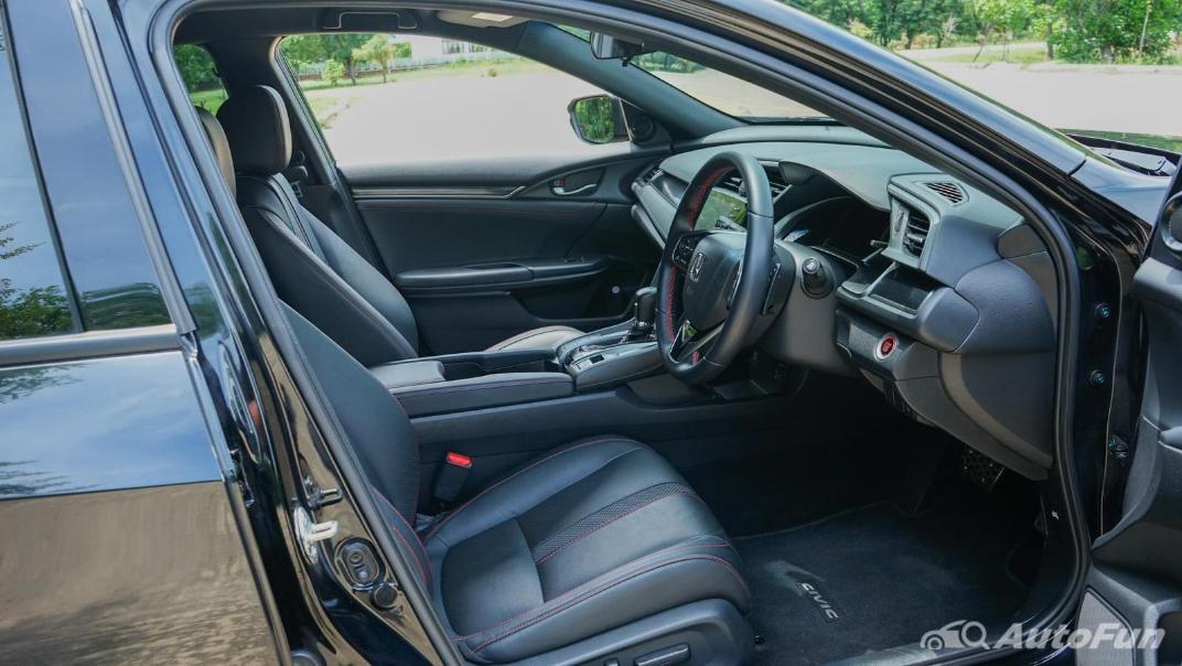 2020 Honda Civic 1.5 Turbo RS Interior 097