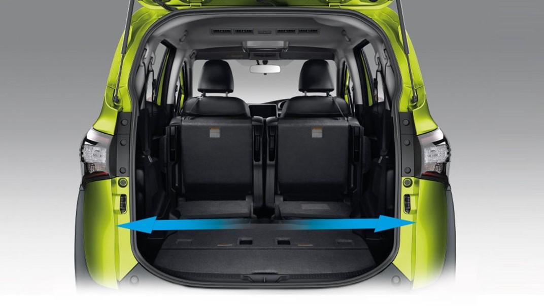 Toyota Sienta 2020 Interior 034