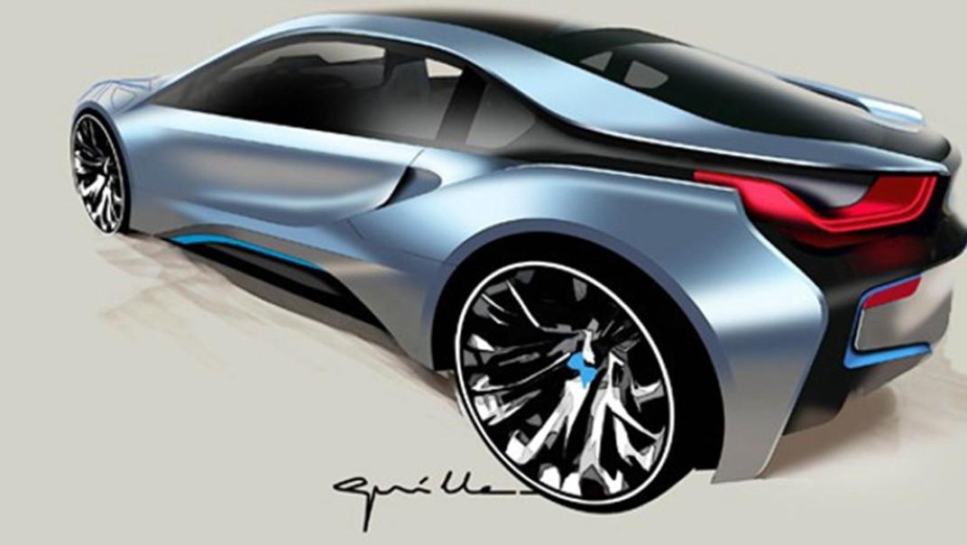 BMW I8 2020 Exterior 013