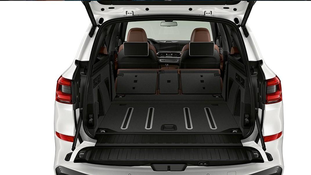 BMW X5 2020 Interior 005
