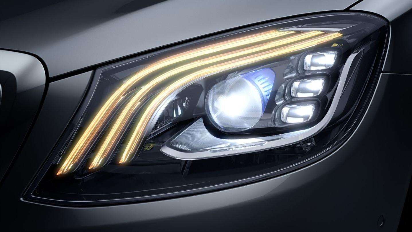 Mercedes-Benz S-Class 2020 Exterior 010