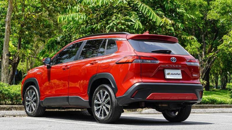 2020 Toyota Corolla Cross ใช้เวลาแค่ 6 เดือนคว้าแชมป์กลุ่มเอสยูวี-บีปี 2020 เพราะเหตุใด? 02