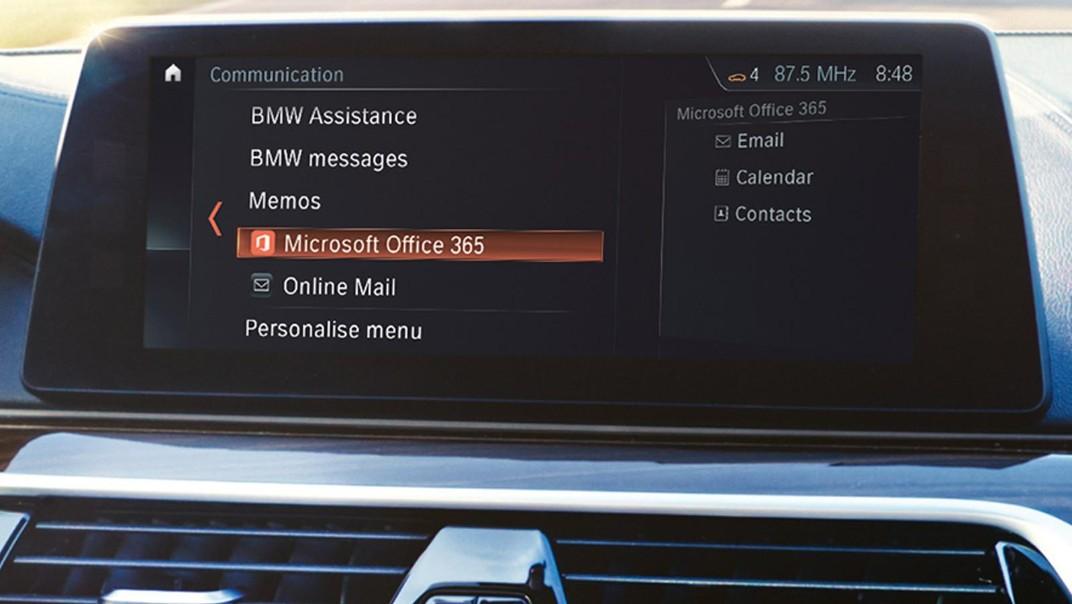 BMW X5 2020 Interior 006