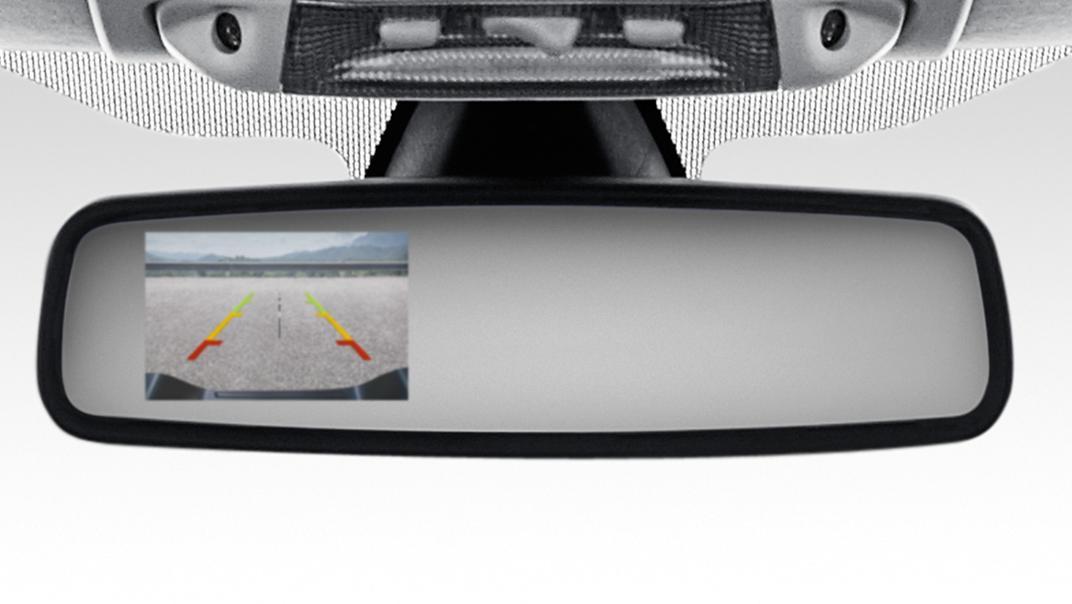 Mazda BT-50 Pro 2020 Interior 011