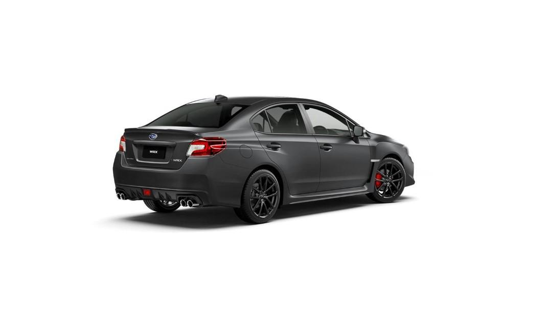 Subaru Wrx 2020 Exterior 019