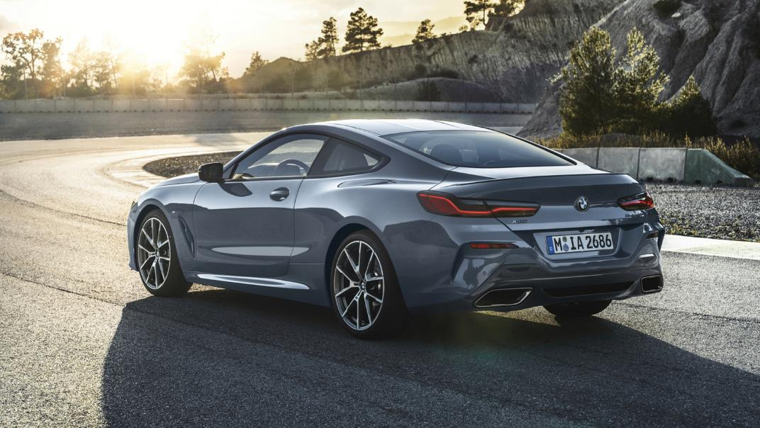 2021 BMW 8 Series Coupe M850i xDrive Exterior 003