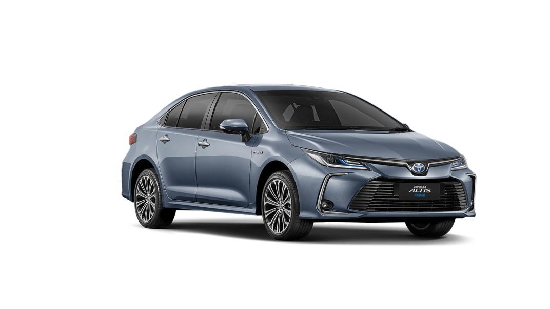 Toyota Corolla Altis 2021 Exterior 003