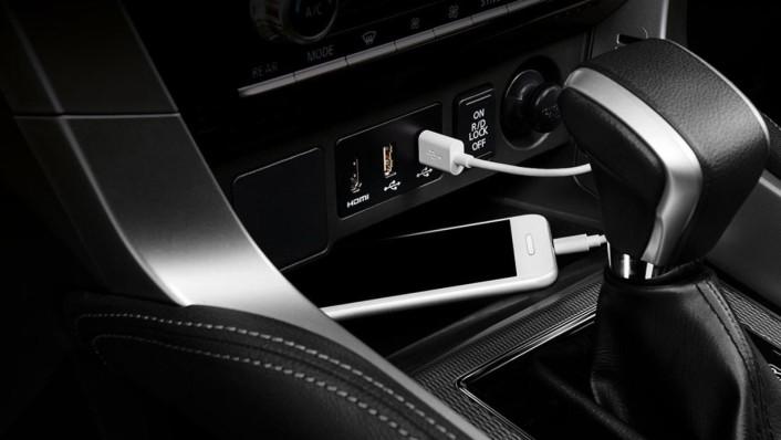 Mitsubishi Pajero Sport 2020 Interior 003