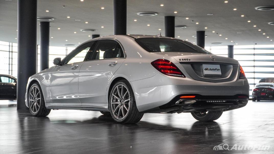 Mercedes-Benz S-Class S 560 e AMG Premium Exterior 007