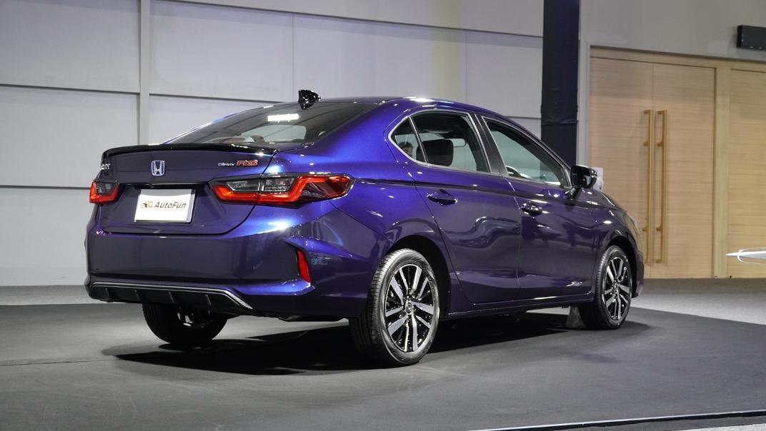 2021 Honda City e:HEV RS Exterior 070