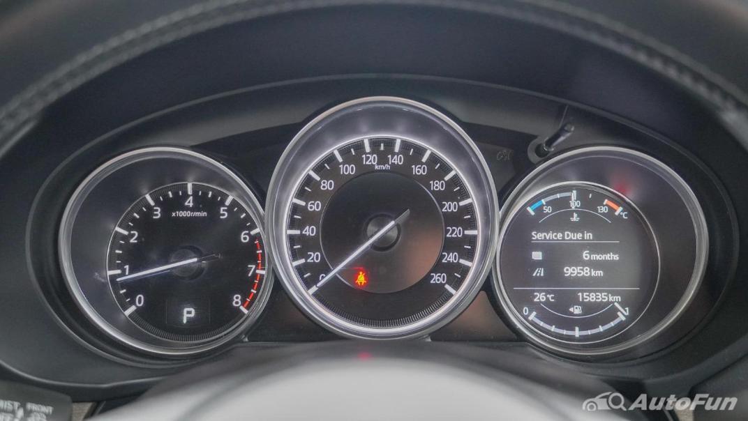 2020 Mazda CX-8 2.5 Skyactiv-G SP Interior 008