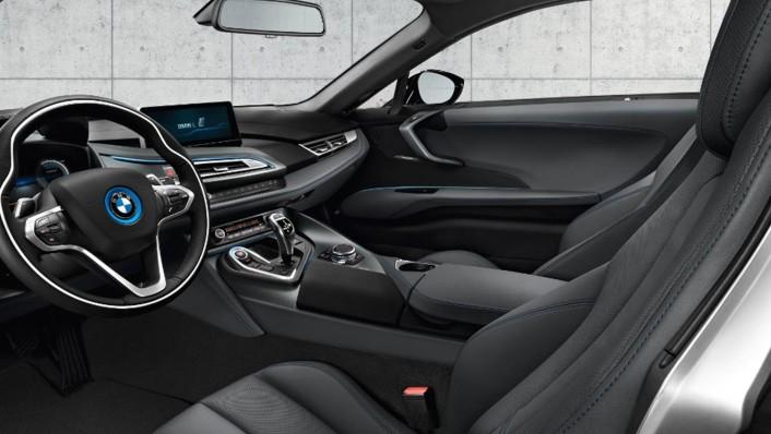 BMW I8 2020 Interior 005