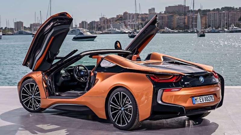 Review: 2019 BMW i8 รถสปอร์ตแห่งโลกอนาคต 02