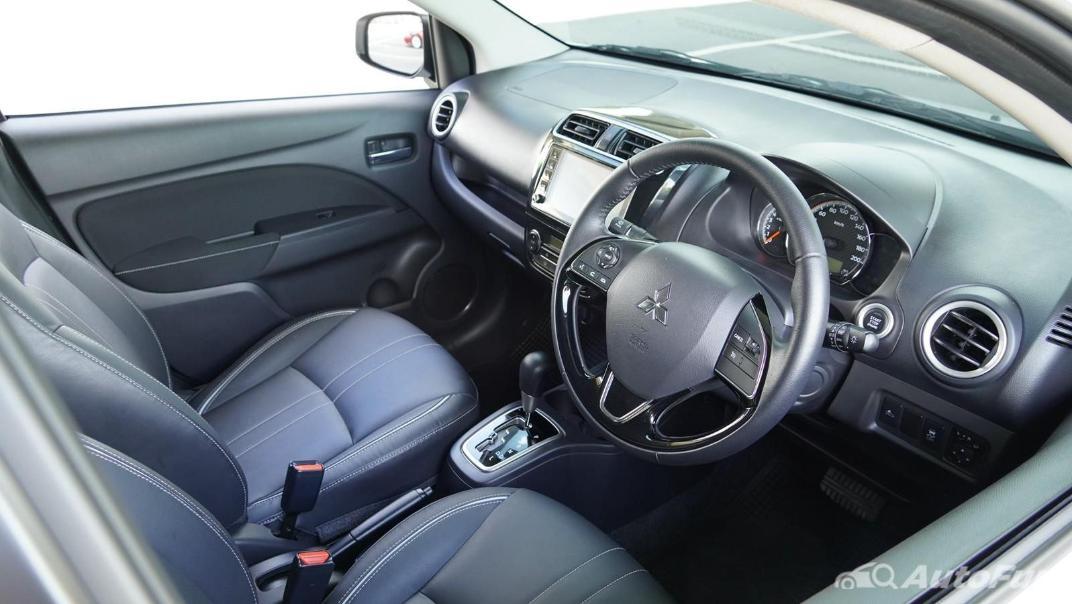2020 Mitsubishi Attrage 1.2 GLS-LTD CVT Interior 003