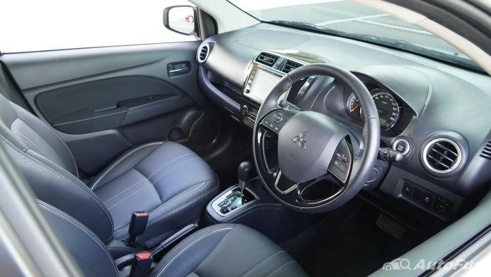 2020 1.2 Mitsubishi Attrage GLS-LTD CVT Interior 003