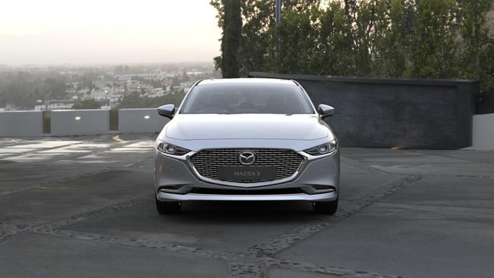Mazda 3 Sedan 2020 Exterior 004