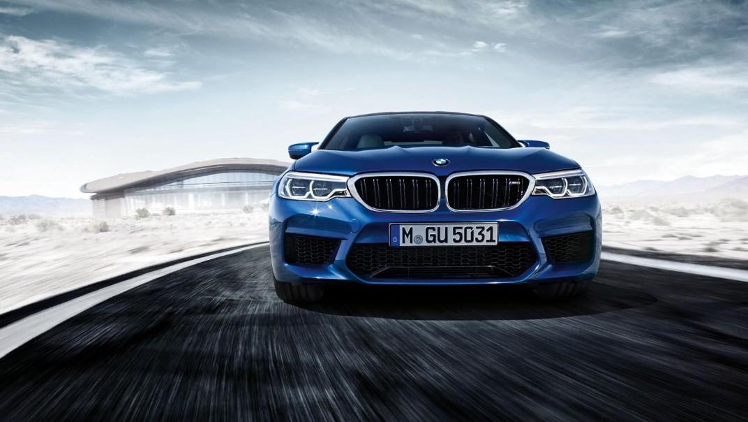 BMW M5-Sedan Public 2020 Exterior 013