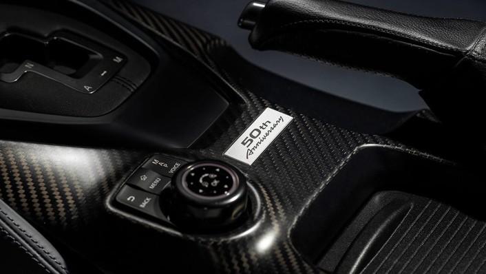 Nissan GT-R 2020 Interior 006