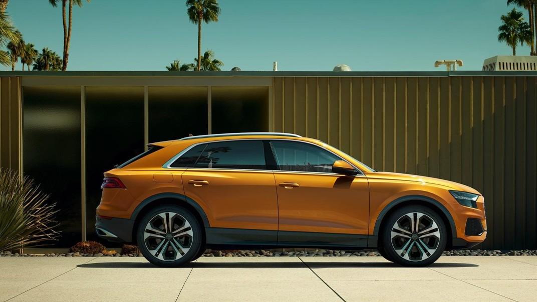 Audi Q8 2020 Exterior 014