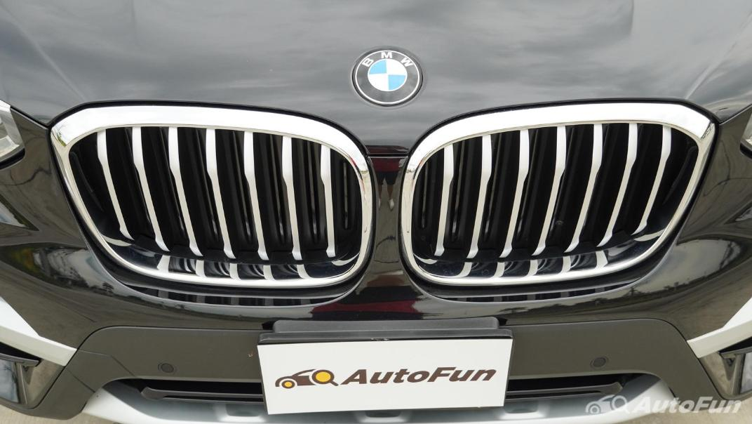 2020 2.0 BMW X3 xDrive20d M Sport Exterior 010