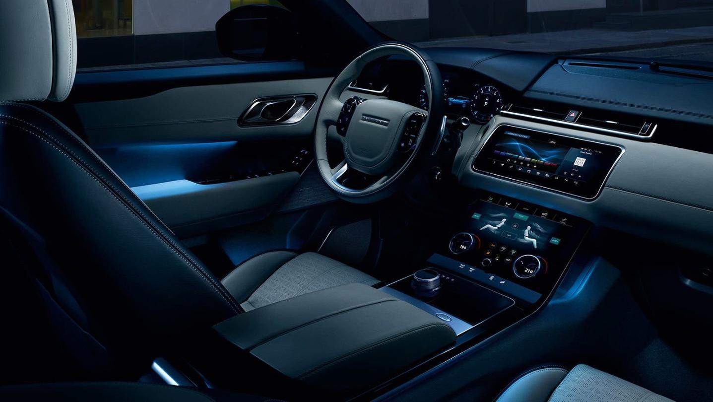 Land Rover Range Rover Velar 2020 Interior 005