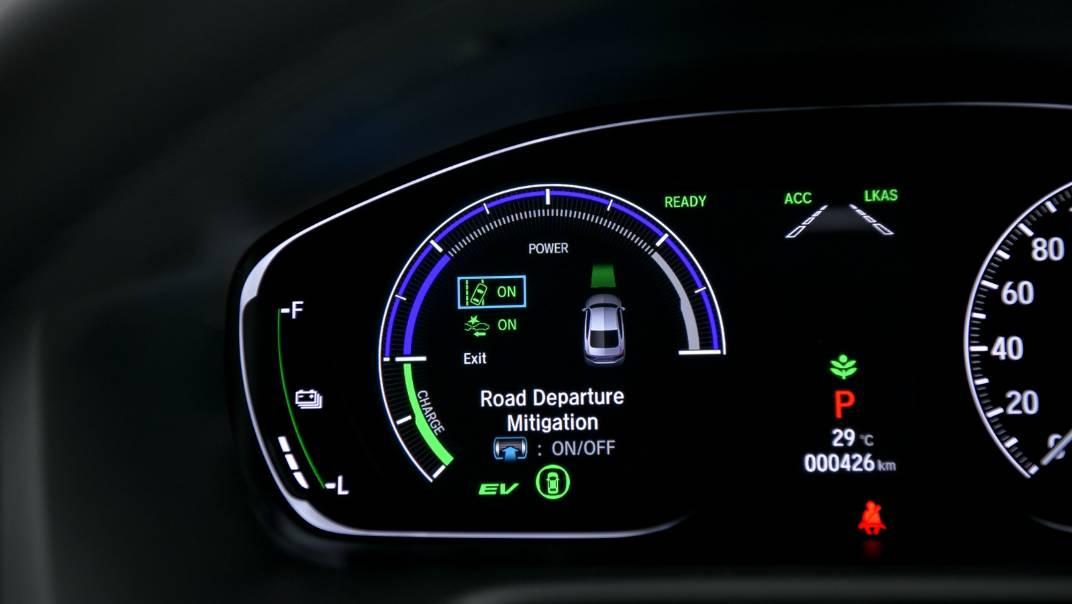 2021 Honda Accord 2.0L e:HEV EL+ Interior 030