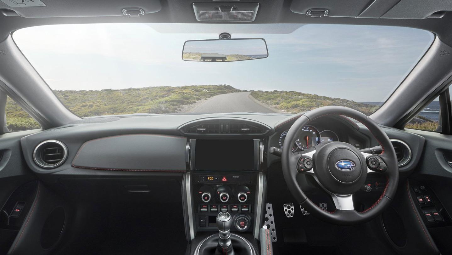 Subaru Brz 2020 Interior 001