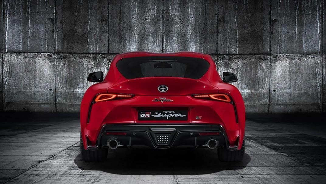 Toyota GR-Supra 2020 Exterior 021