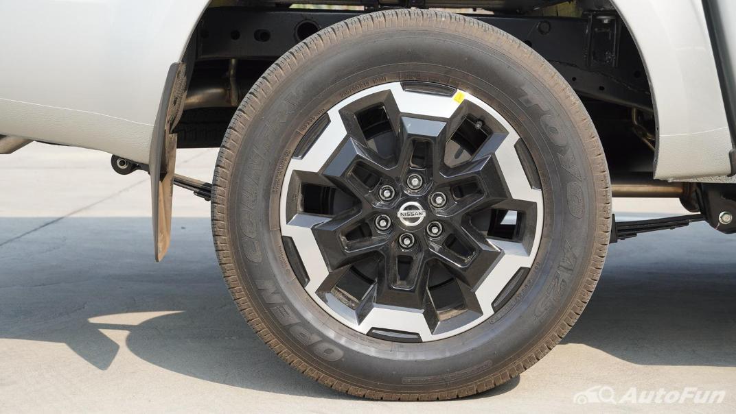 2021 Nissan Navara Double Cab 2.3 4WD VL 7AT Exterior 067