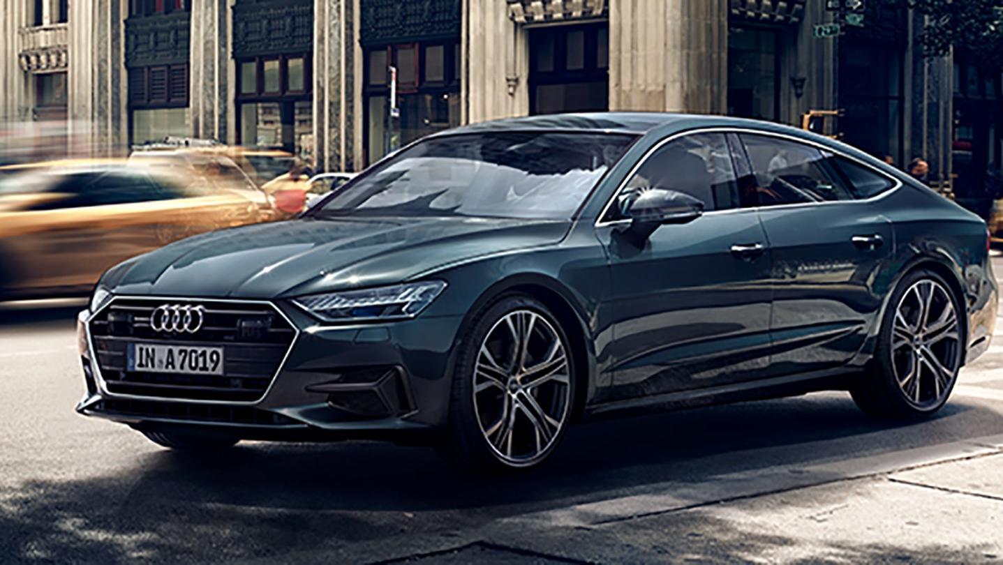 Audi A4 Avant 2020 Exterior 009