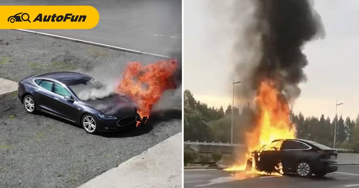 """ไขข้อข้องใจ """"แบตเตอรี่ลิเธียม-ไอออน"""" ในรถยนต์ไฟฟ้าเสี่ยงไฟไหม้จริงหรือ? 01"""
