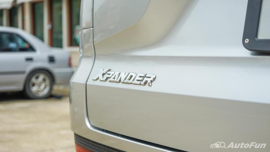 2020 1.5 Mitsubishi Xpander GLS-LTD Exterior 018
