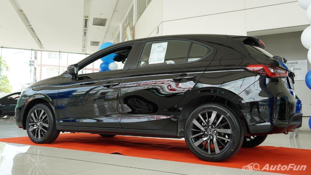 2021 Honda City Hatchback e:HEV RS Exterior 048